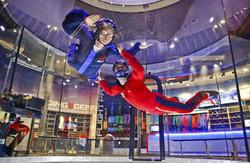 Indoor Skydiving Lands In OKC