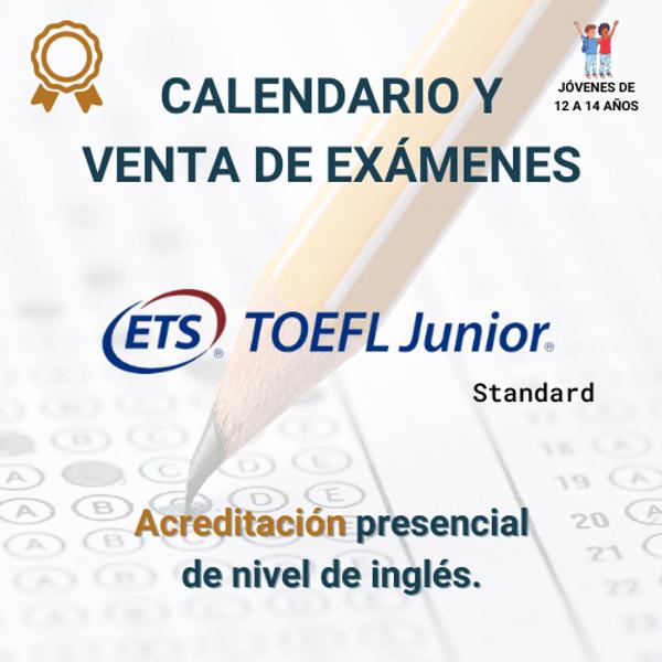 ETS TOEFL Junior