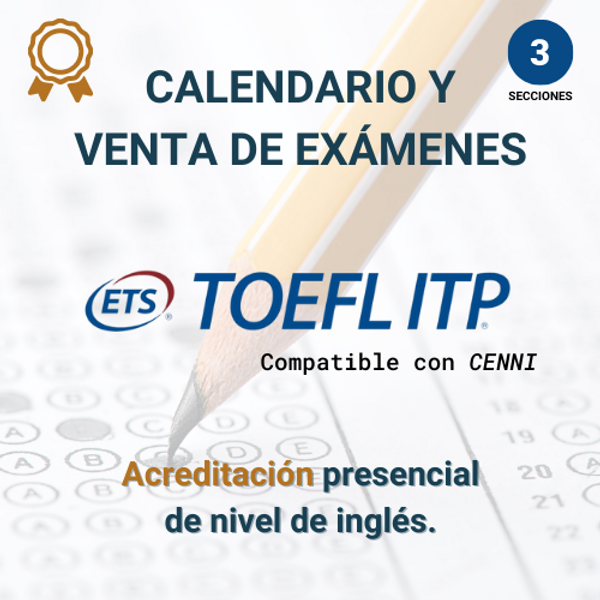 ETS TOEFL ITP