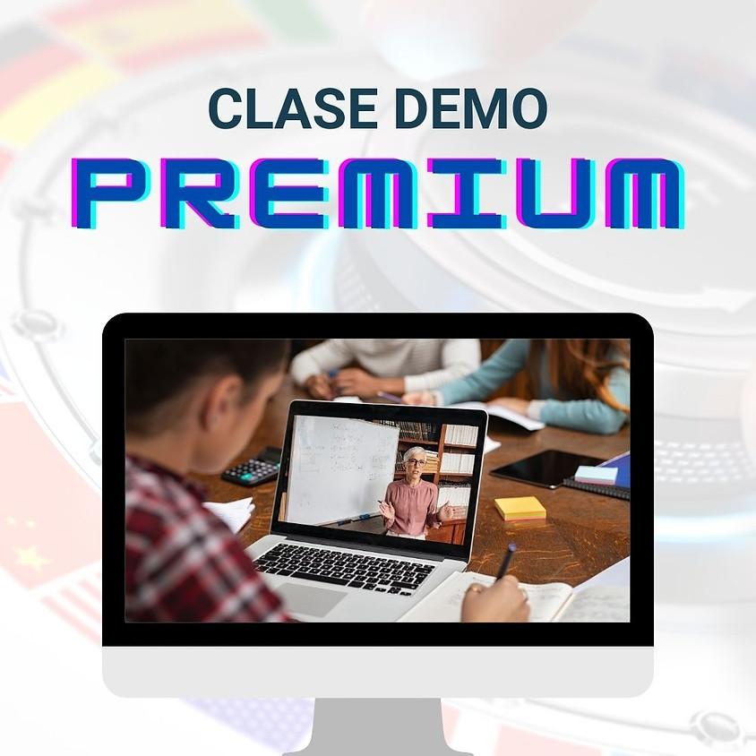 Clase Muestra Premium