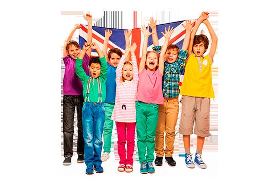 Clases de inglés para niños León Gto.
