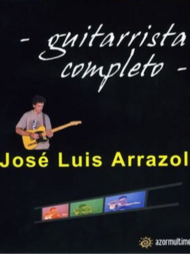 GUITARRISTA COMPLETO PDF y Videos