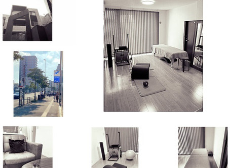 RK pilates + 桜坂 Sestion roomのご案内