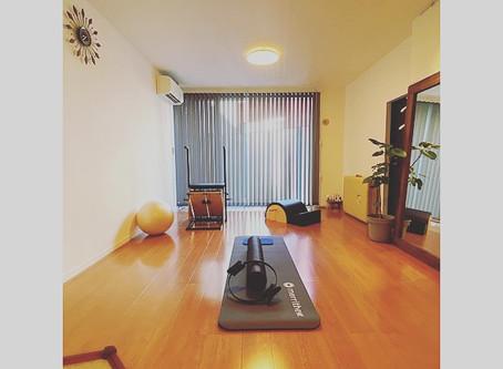 桜坂RK pilates+オープン!