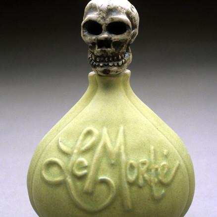 Le Morte perfume bottle