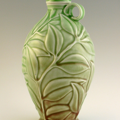 Leaf Bourbon Bottle