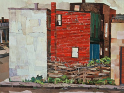 Philadelphia Rowhouse 1995