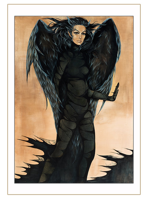 Ángel de Noche de Sylvia Pardo