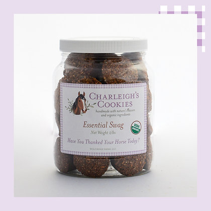 Essential Swag 2lb Jar- Charleigh's Cookies