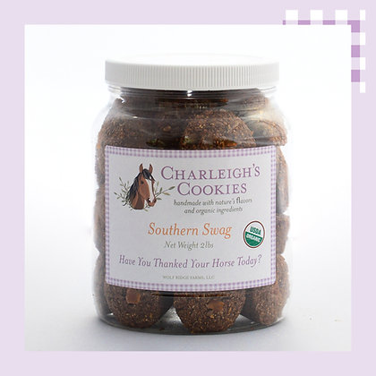 Southern Swag 2lb Jar- Charleigh's Cookies