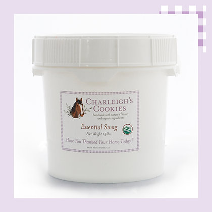 Essential Swag 15lb Bucket- Charleigh's Cookies