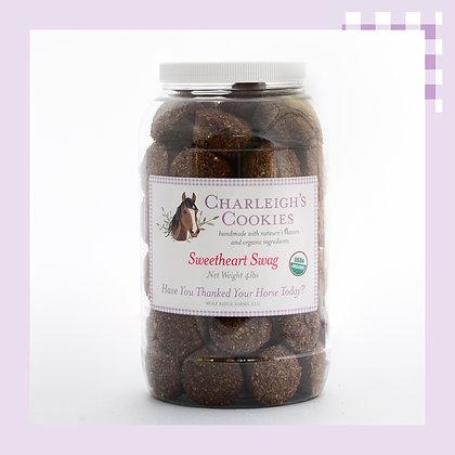Sweetheart Swag 4lb Jar- Charleigh's Cookies