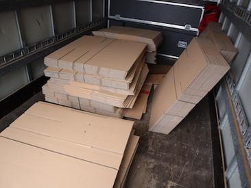 Umzugskartons & Möbel sicher vor dem Umzug packen-Wissen Wie
