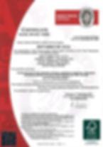 Gryf Direct FSC Certificate