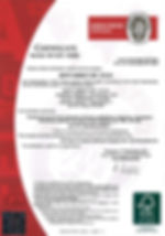 Gryf Direct FSC Certificate