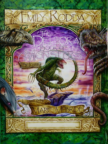 Deltora Book of Monsters original cover