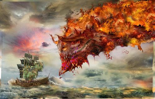 Fire Beast poster