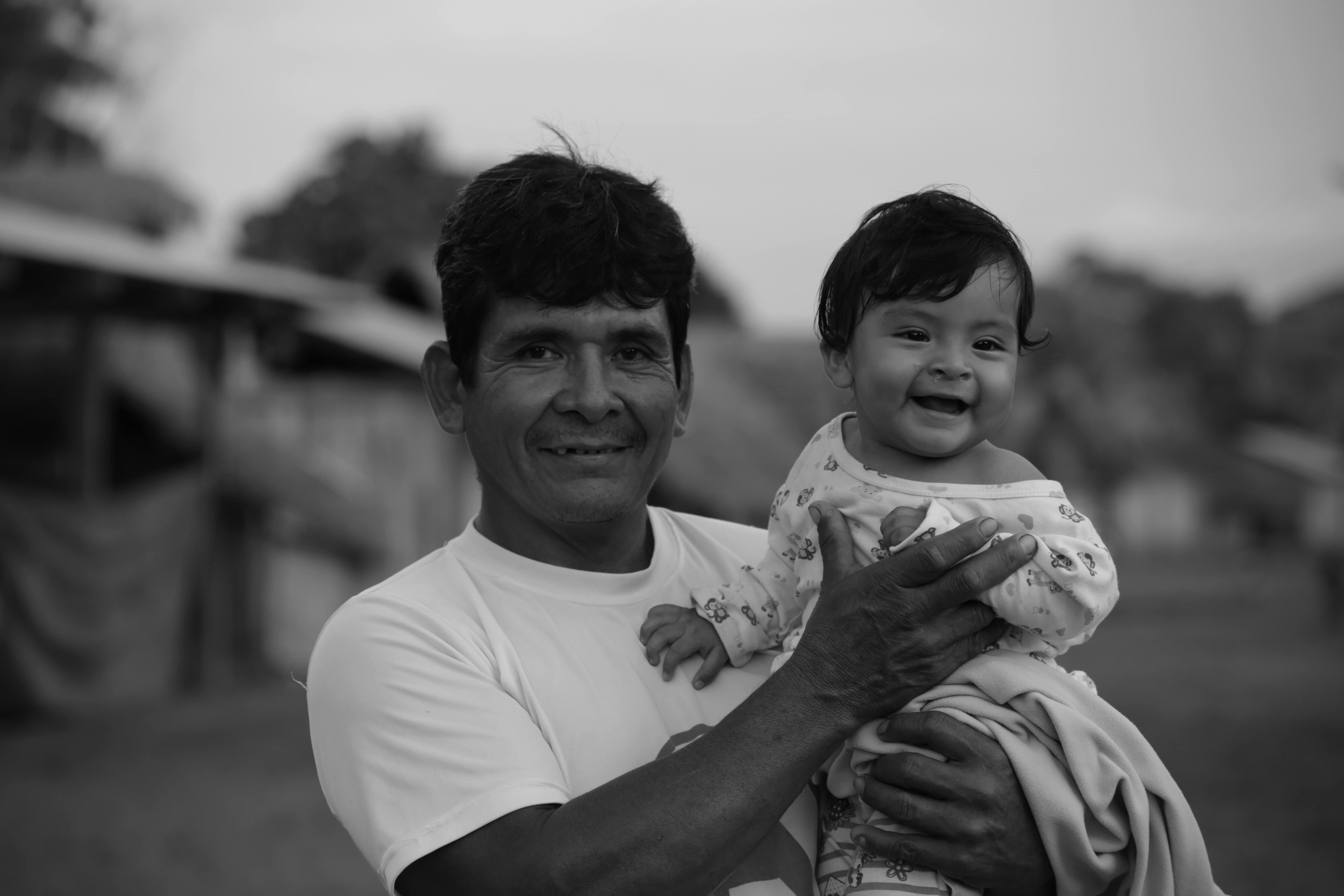 PERU-13_Pai&Filha-Awajun_Yutupis-Amazonas