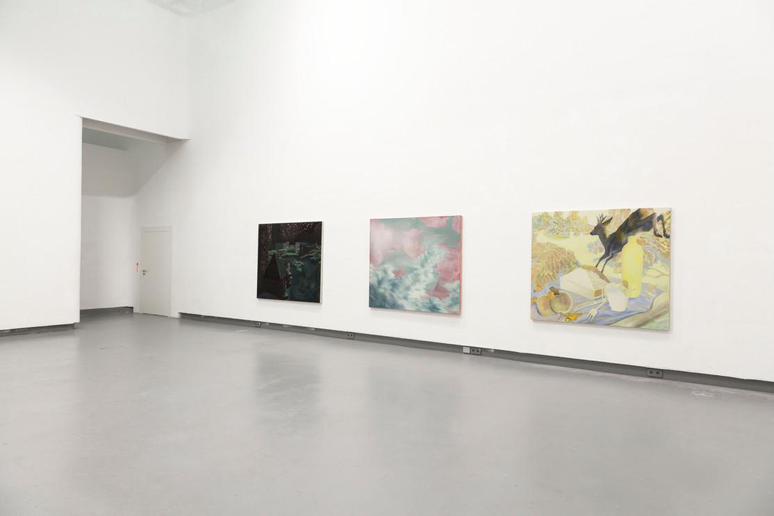 DRESSCODE´ HGB Galerie 2020. Academy of Visual Arts, Leipzig.