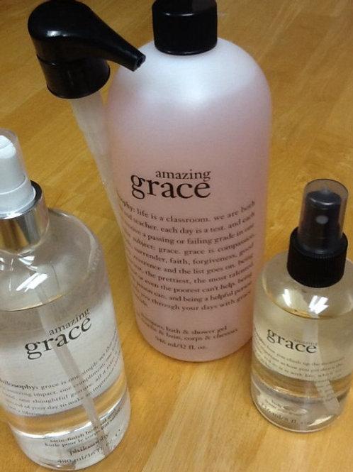 Philosophy Amazing Grace, Shampoo, Bath and Shower Gel