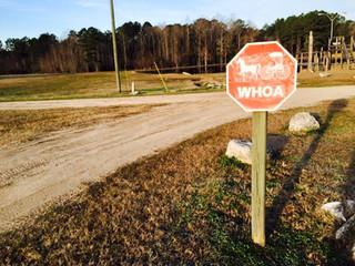 SE Regional MK Retreat 2015 stop sign Wh