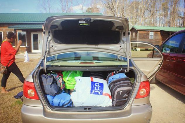 SE Regional MK Retreat 2015 stuffed car.