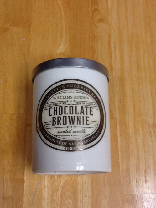 Williams Sonoma Chocolate Brownie Scented Candle