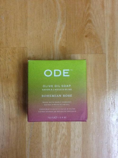 Ode Bohemian Rose Olive Oil Soap