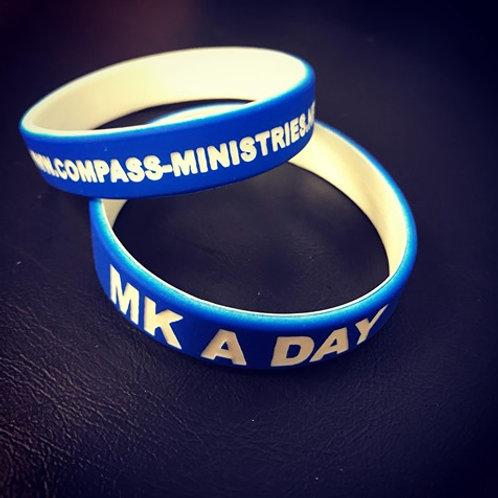 MK A DAY WRISTBAND