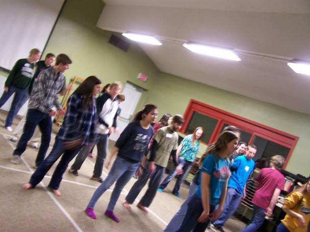 SE Regional MK Retreat 2014 line dancing