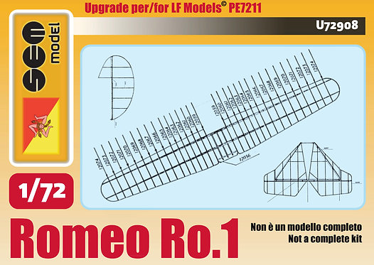 Romeo Ro1 - Correction set