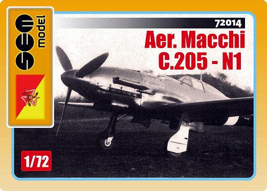 Aer Macchi C205N1