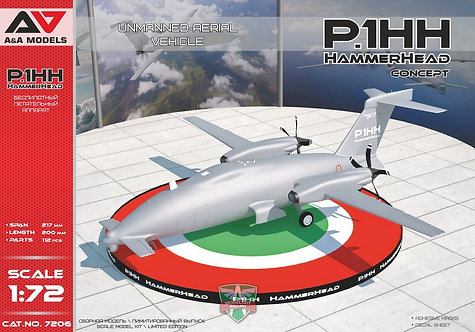 1/72 - P1HH Hammerhead (Concept) UAV