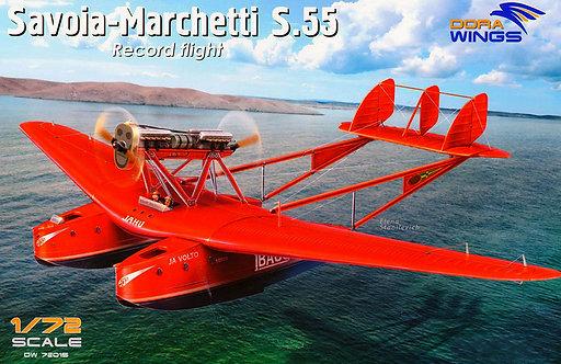 """1/72 - Savoia Marchetti S.55 """"Record Flight"""" - Regia Aeronautica"""
