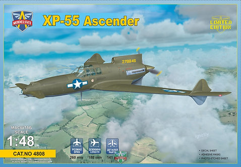 1/48 - Curtiss XP-55 Ascender