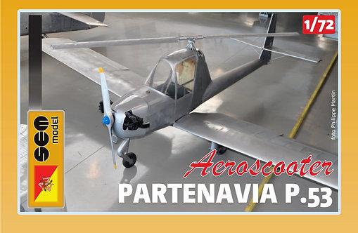 "Partenavia P.53 ""Aeroscooter"""