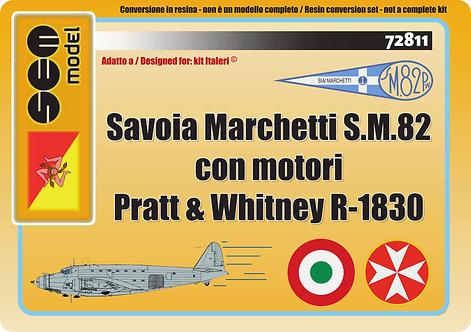 Savoia Marchetti S.M.82 P&W