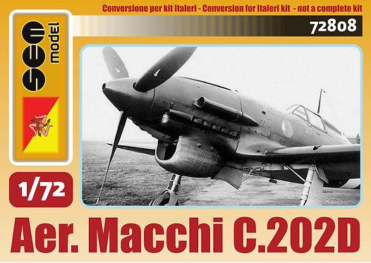Aermacchi C. 202D