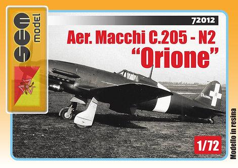 "Aer Macchi C.205N2 ""Orione"""