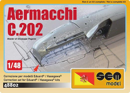 Macchi C.202 - Correction set
