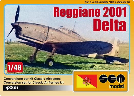 Reggiane Re.2001 Delta