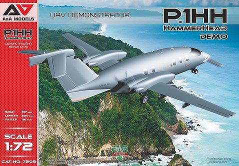 1/72 - P.1HH Hammerhead (Demo) UAV
