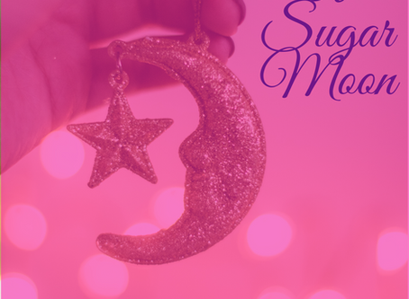 A Sugar Moon (Winged Guardians Book 3) - Coming September 1st, 2020