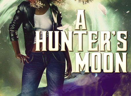 A Hunter's Moon (Winged Guardians Book 2)