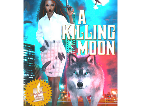 Teaser Tuesday: A Killing Moon