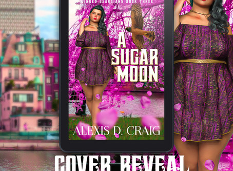 Cover Reveal: A Sugar Moon (Winged Guardians 3)