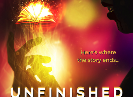 Release Day - Unfinished and Incomplete