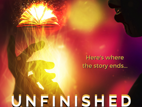 Unfinished & Incomplete - Coming June 23rd, 2020