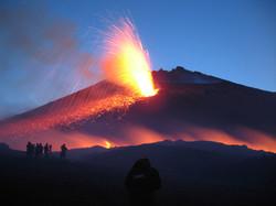 Active Etna