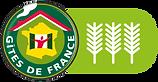 Logo Gîtes de France 3 épis